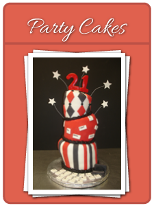 Party Cakes-ccs sweet sensations