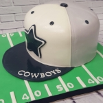 cowboys hat - cc's sweet sensations